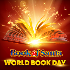 Exciting Reading on World Book Day: Book of Santa