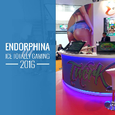 Endorphina's success at ICE 2016