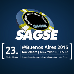 Next stop: SAGSE, Buenos Aires