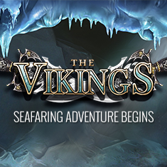 New slot lands: The Vikings