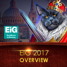 ENDORPHINA´S EIG 2017 OVERVIEW
