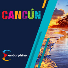Emiliano Sanchez is on his way to Cancún for CGS2019!