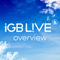 A sky-high experience at iGB Live 2019!