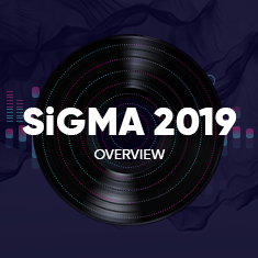 Mega dance off at Sigma 2019!