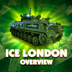 An epic blast at ICE London 2020