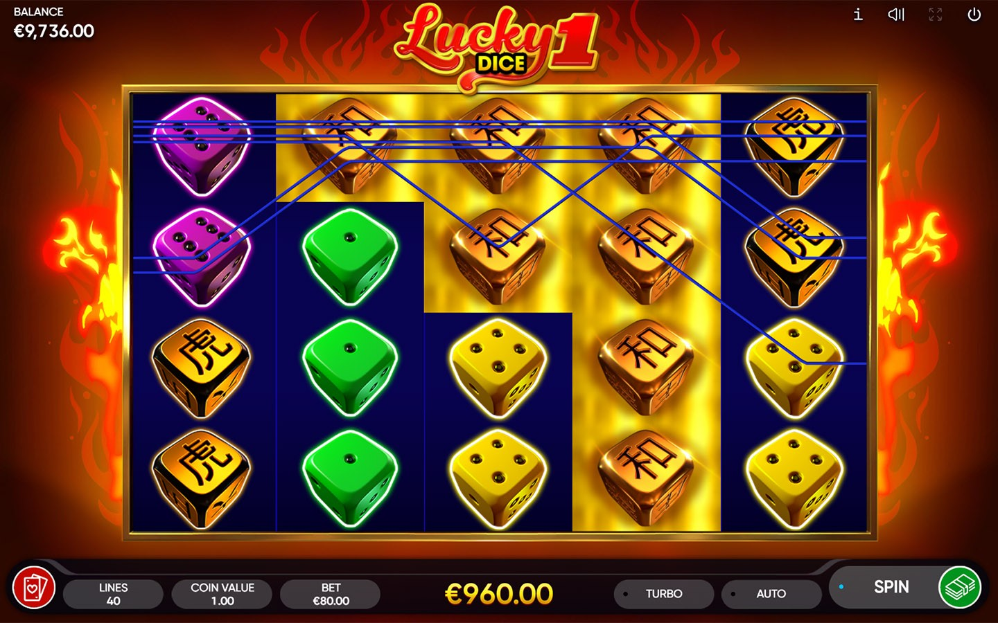 Premium Dice Slots | Enjoy Lucky Dice 1 slot for free!