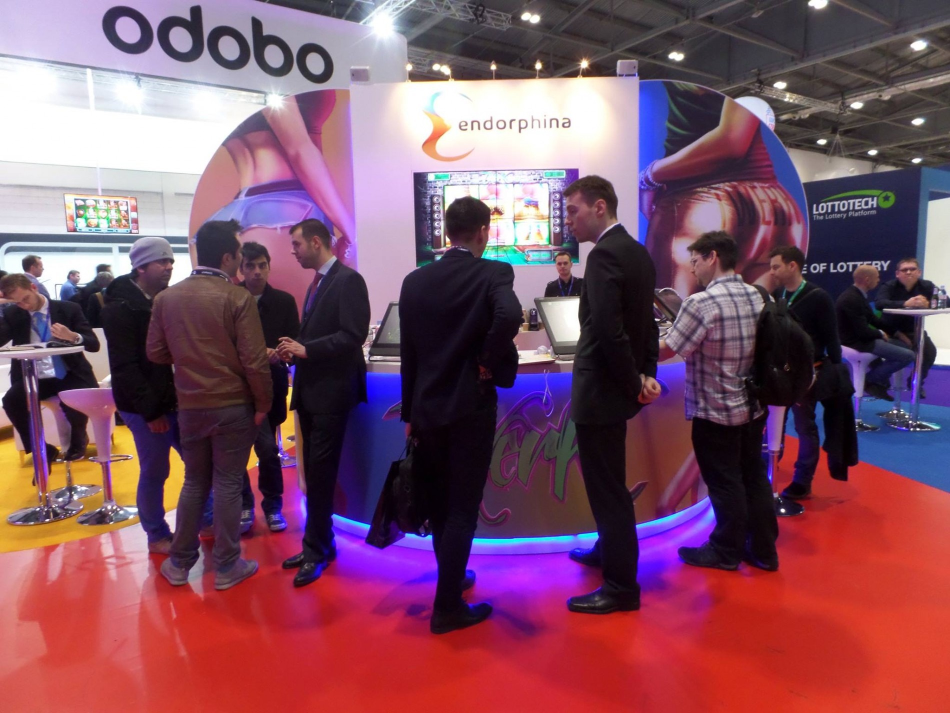 ONLINE CASINO SLOTS DEVELOPER | Success of Endorphina at ICE 2016