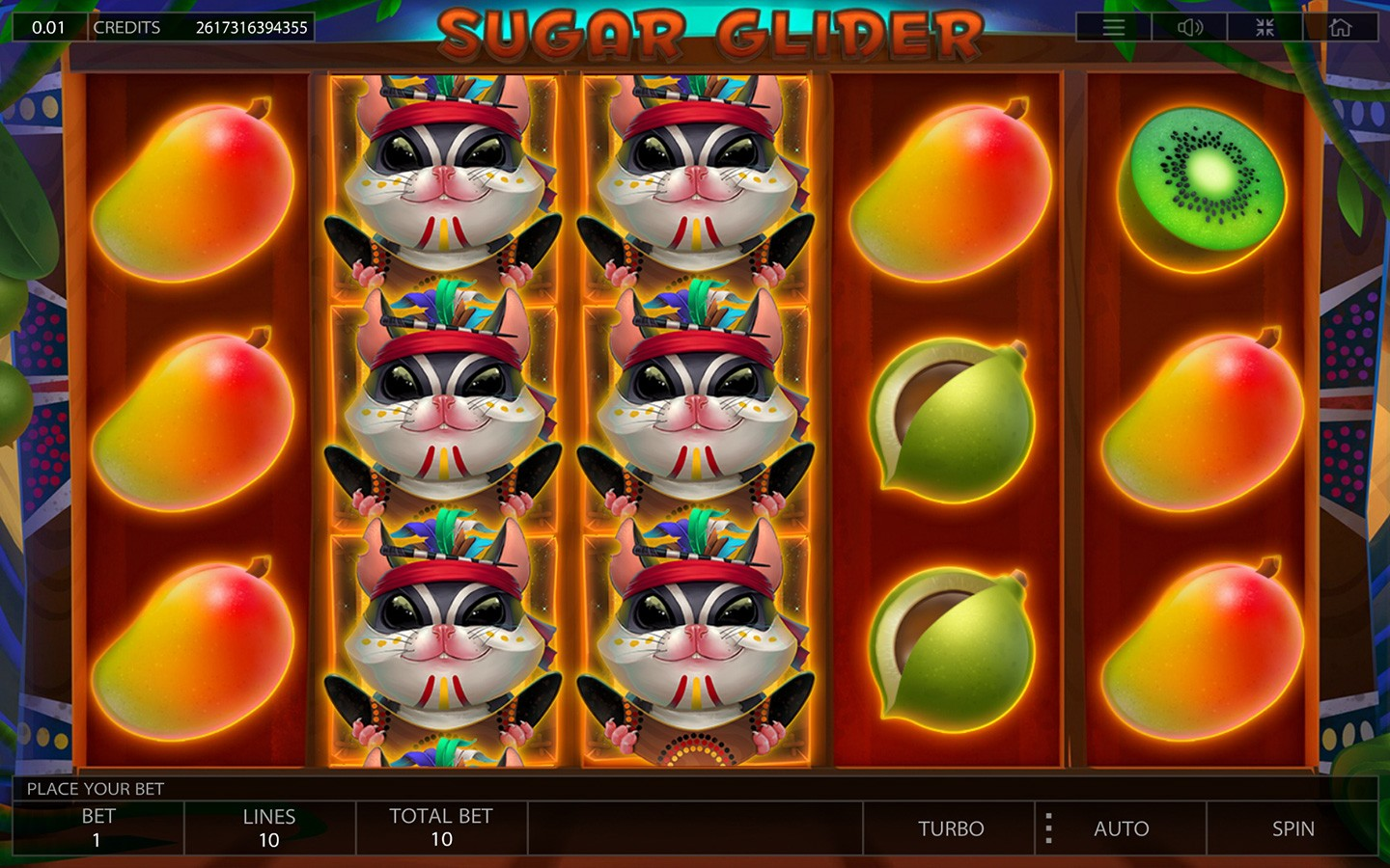 New Slots For Free! Glide your way towards big wins with Sugar Glider!