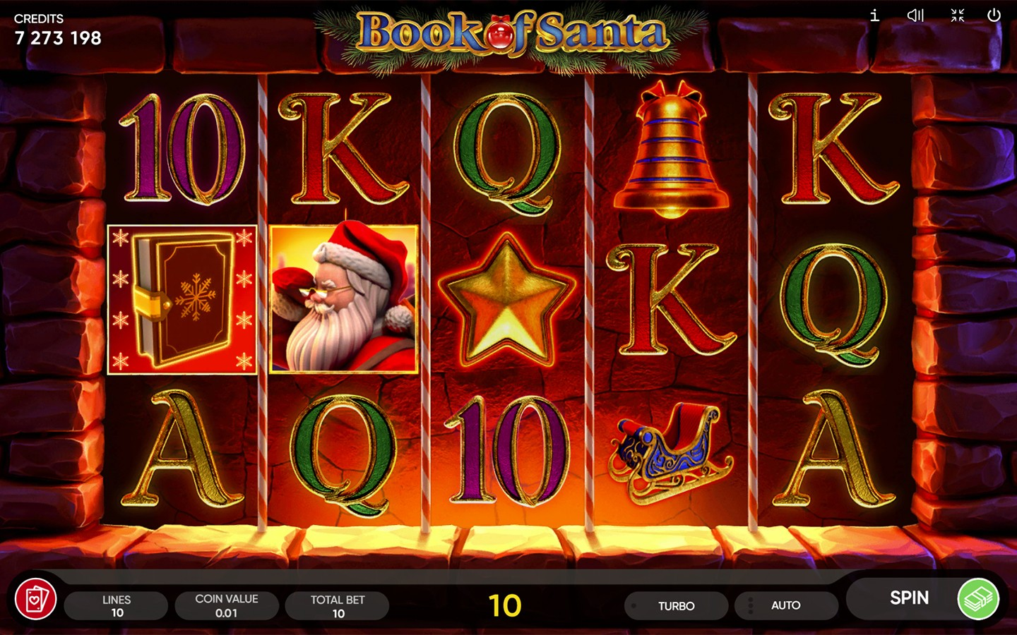 BEST BOOK SLOT OF 2020 | Try Book of Santa game online!