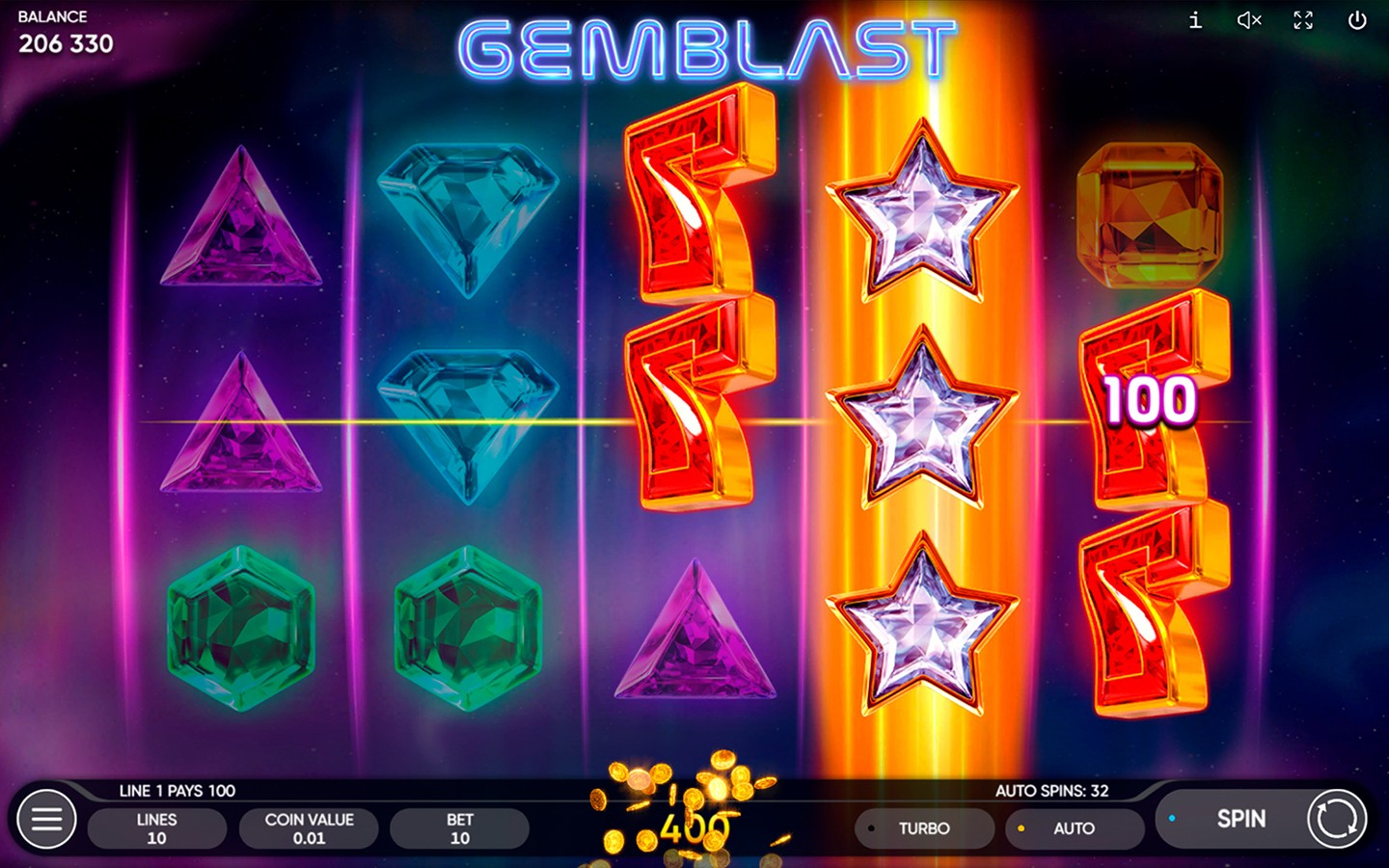 TOP 2021 SLOT SOFTWARE | Try Gem Blast now!