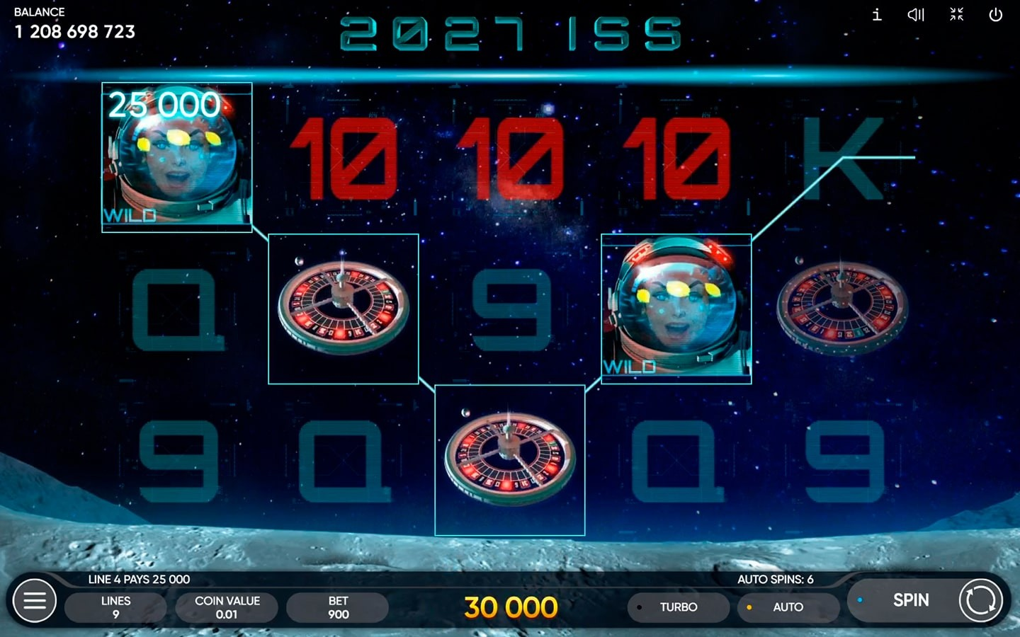 BEST SPACE SLOTS 2020 | Play 2027 ISS GAME Online!