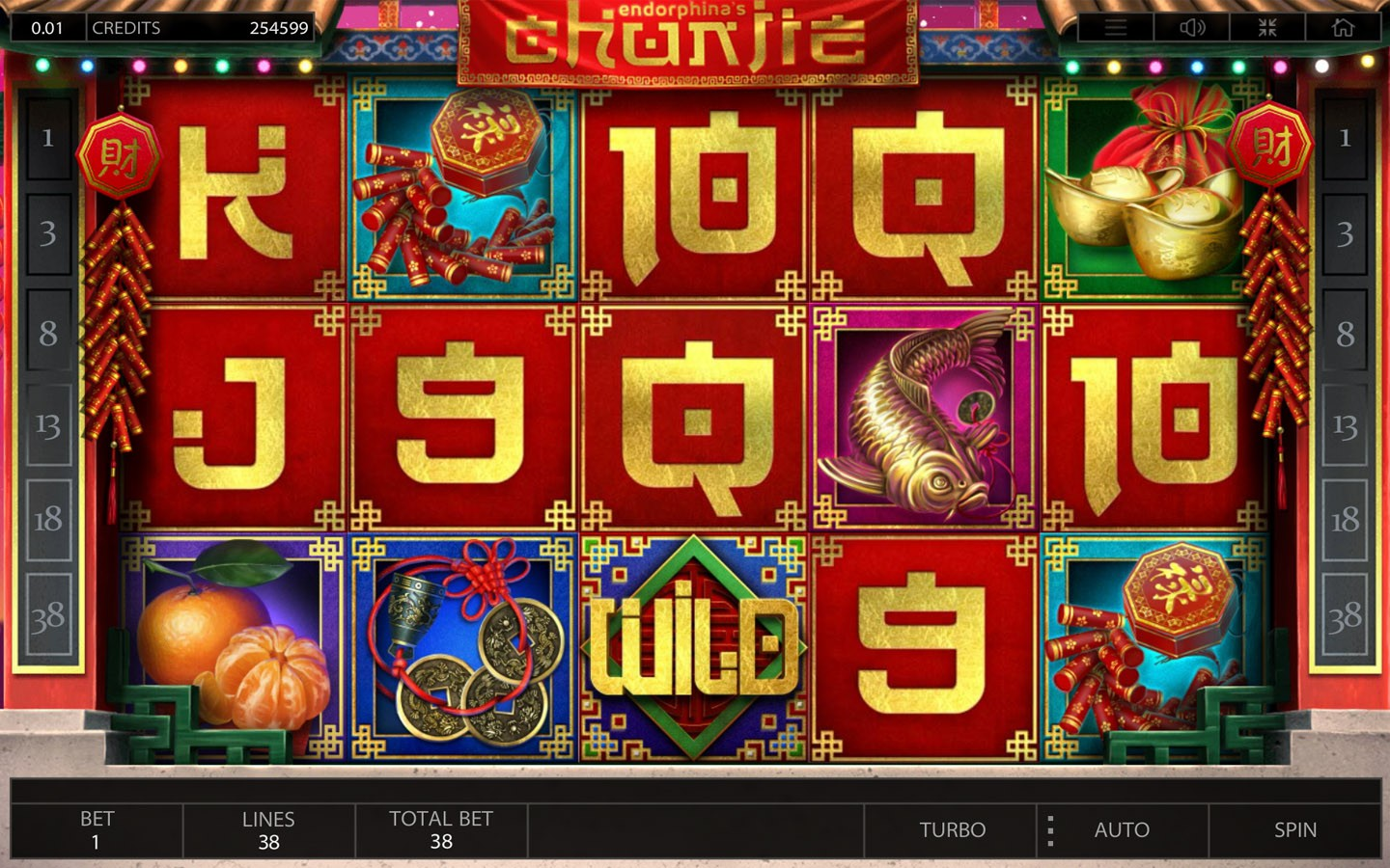 Top Oriental Casino Games | Play Chunjie slot online!