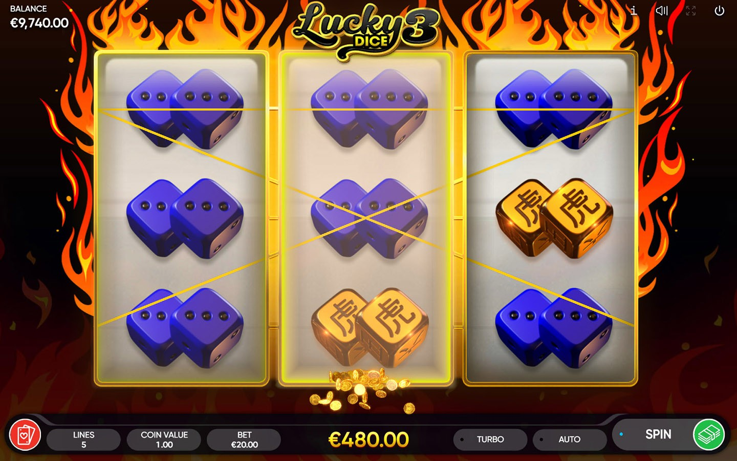 Best Dice Slots Play Lucky Dice 3 Slot For Free