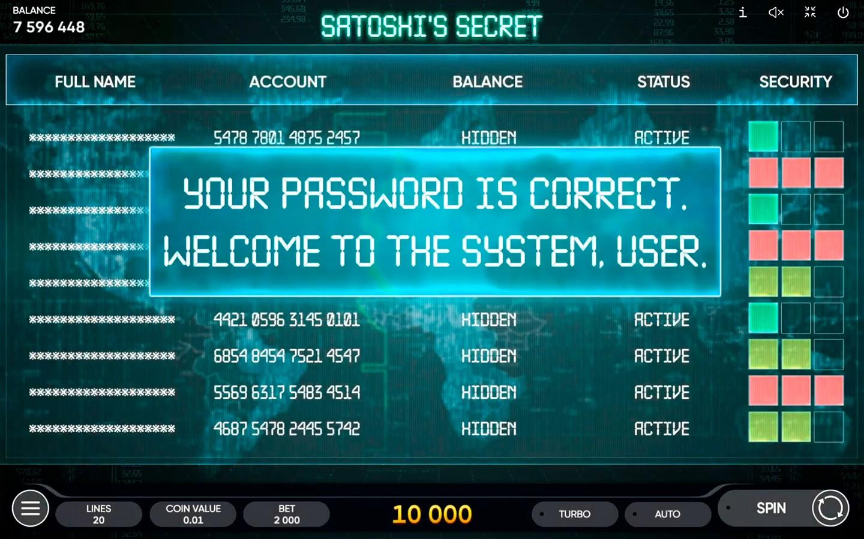 Top 2021 Bitcoin Slots Play Satoshis Secret Game Online