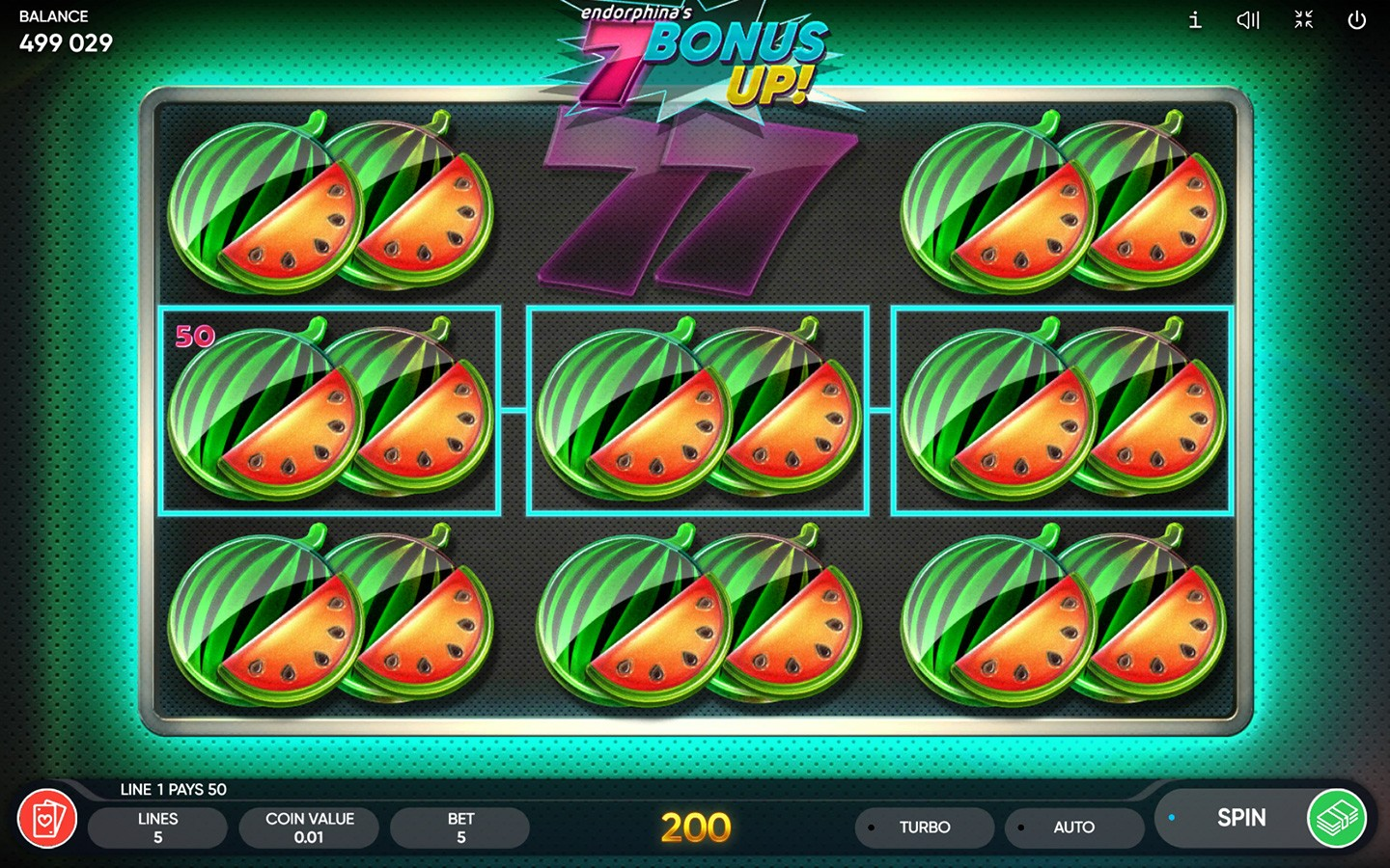 NEXT-GEN FRUIT SLOTS OF 2020 | Play 7 BONUS UP! SLOT now