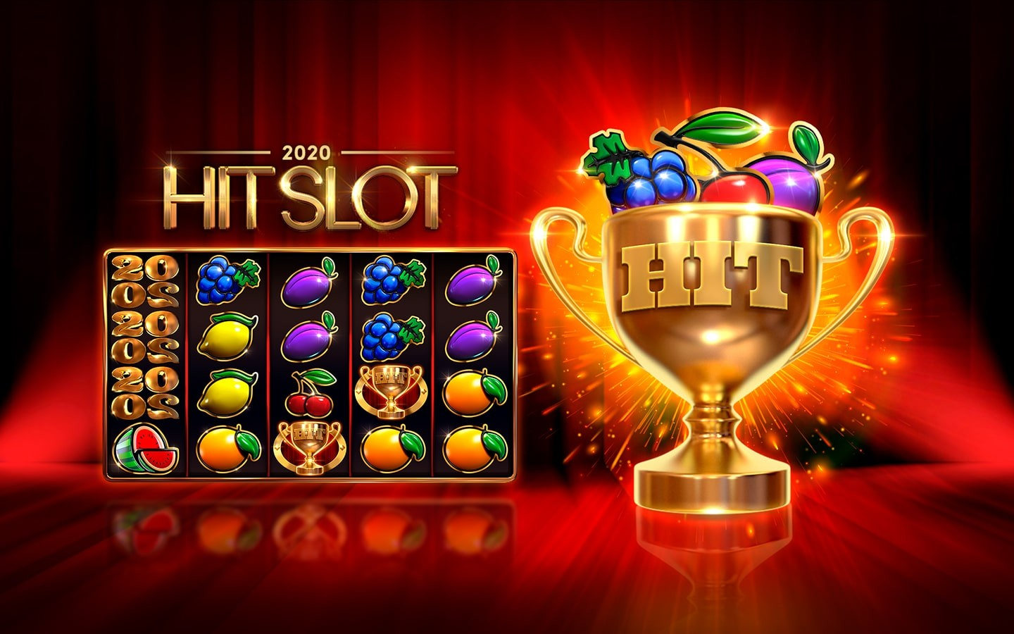 TOP FRUIT SLOTS | Play 2020 HIT SLOT now!