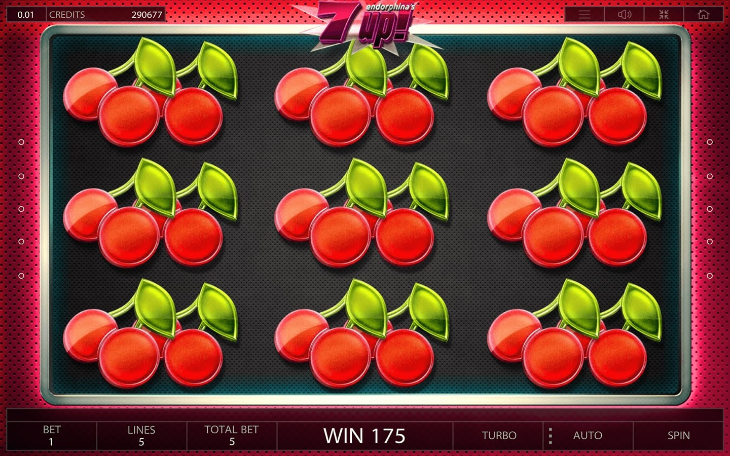 7UP!  The Popular Online Slot Game. Play Now!