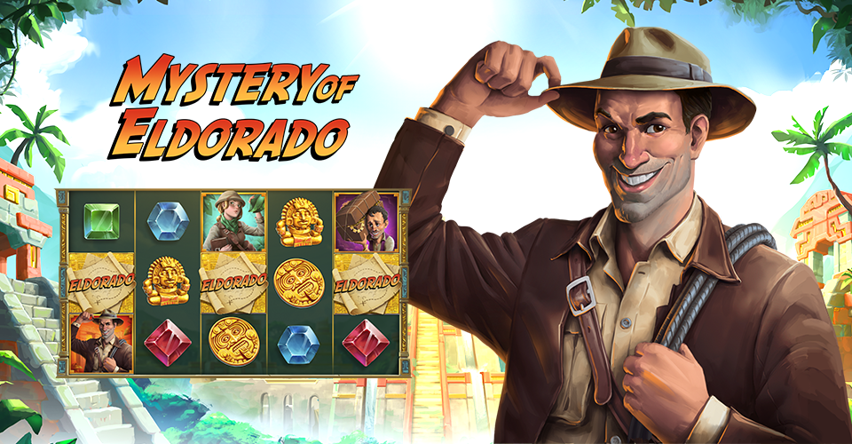 CASINO GAME PROVIDER | Mystery of Eldorado slot is out!
