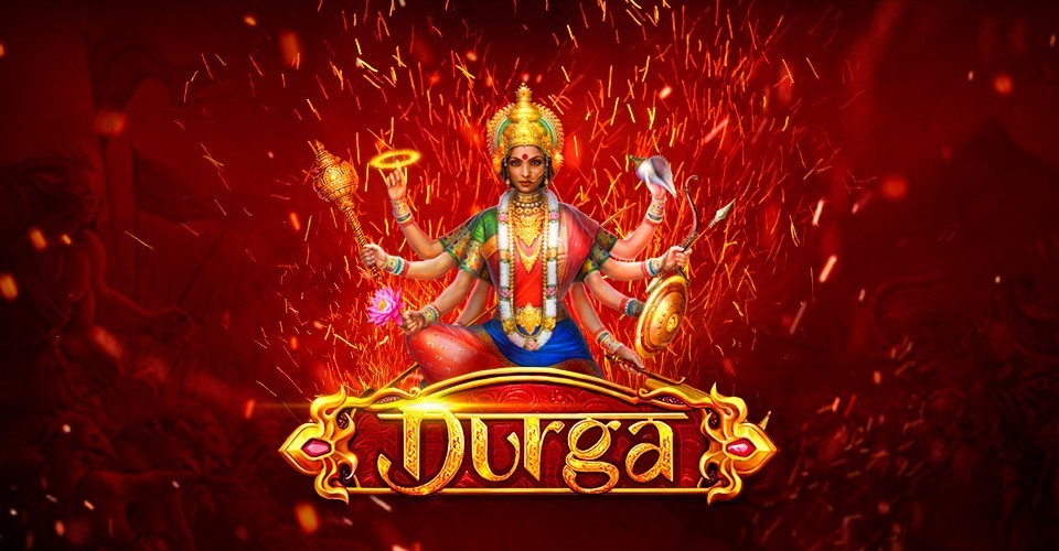 Durga Game by Endorphina | Oriental Slot for Christmas