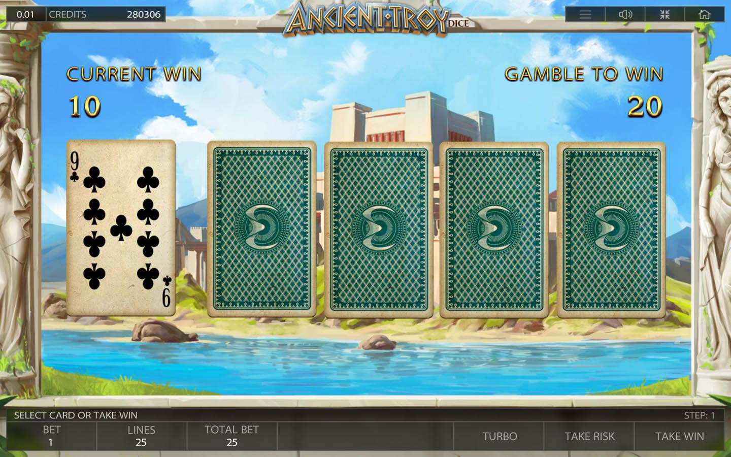 Spiele Ancient Troy Dice - Video Slots Online