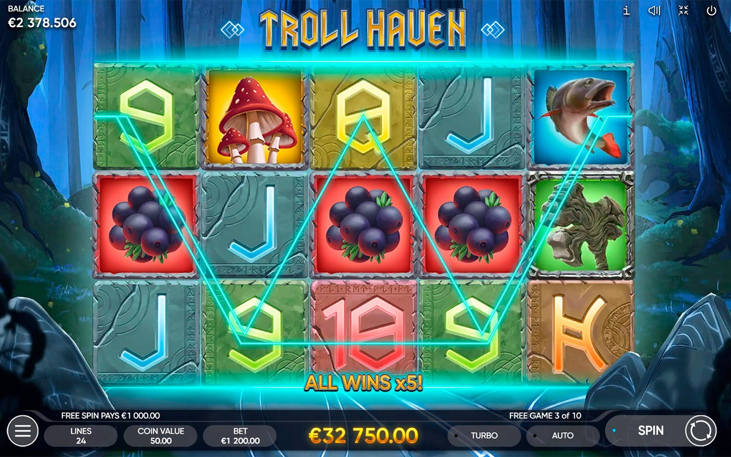 BEST NORDIC GAMES 2020 | Play Troll Haven slot now!