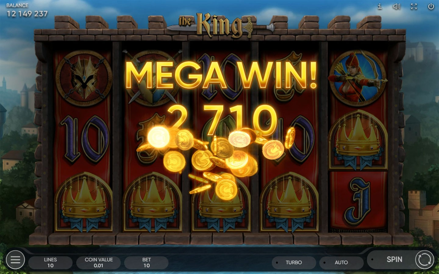 BEST ADVENTURE SLOTS | Try THE KING SLOT