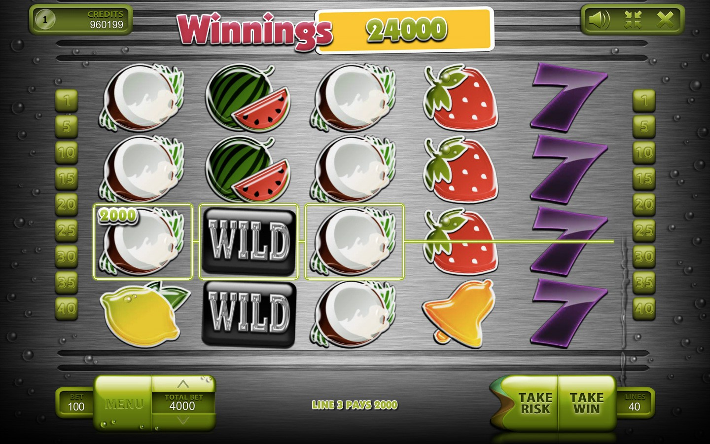 More Fresh Fruits™ Slots Game | Online Casino Games