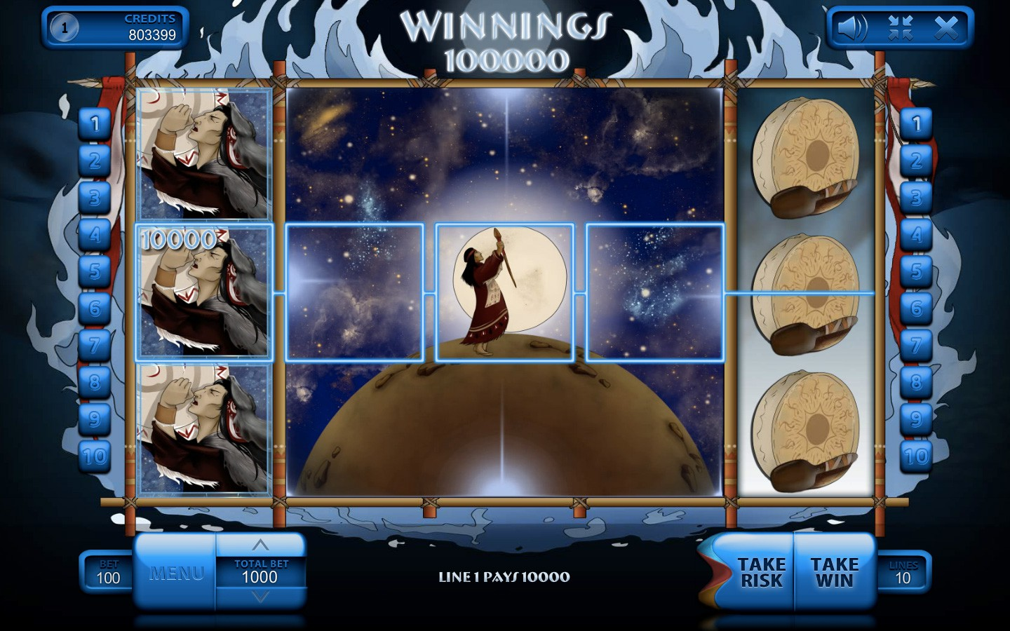 Shaman™ SlotGame | Play for Free in Your Device