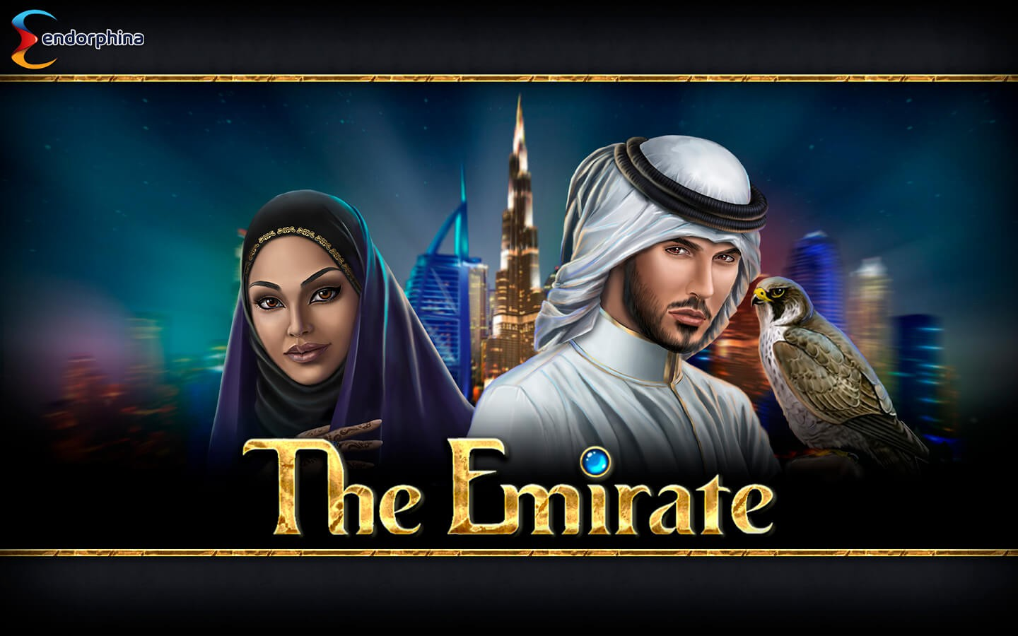 The Emirate Slots by Endorphina Online Slot Games