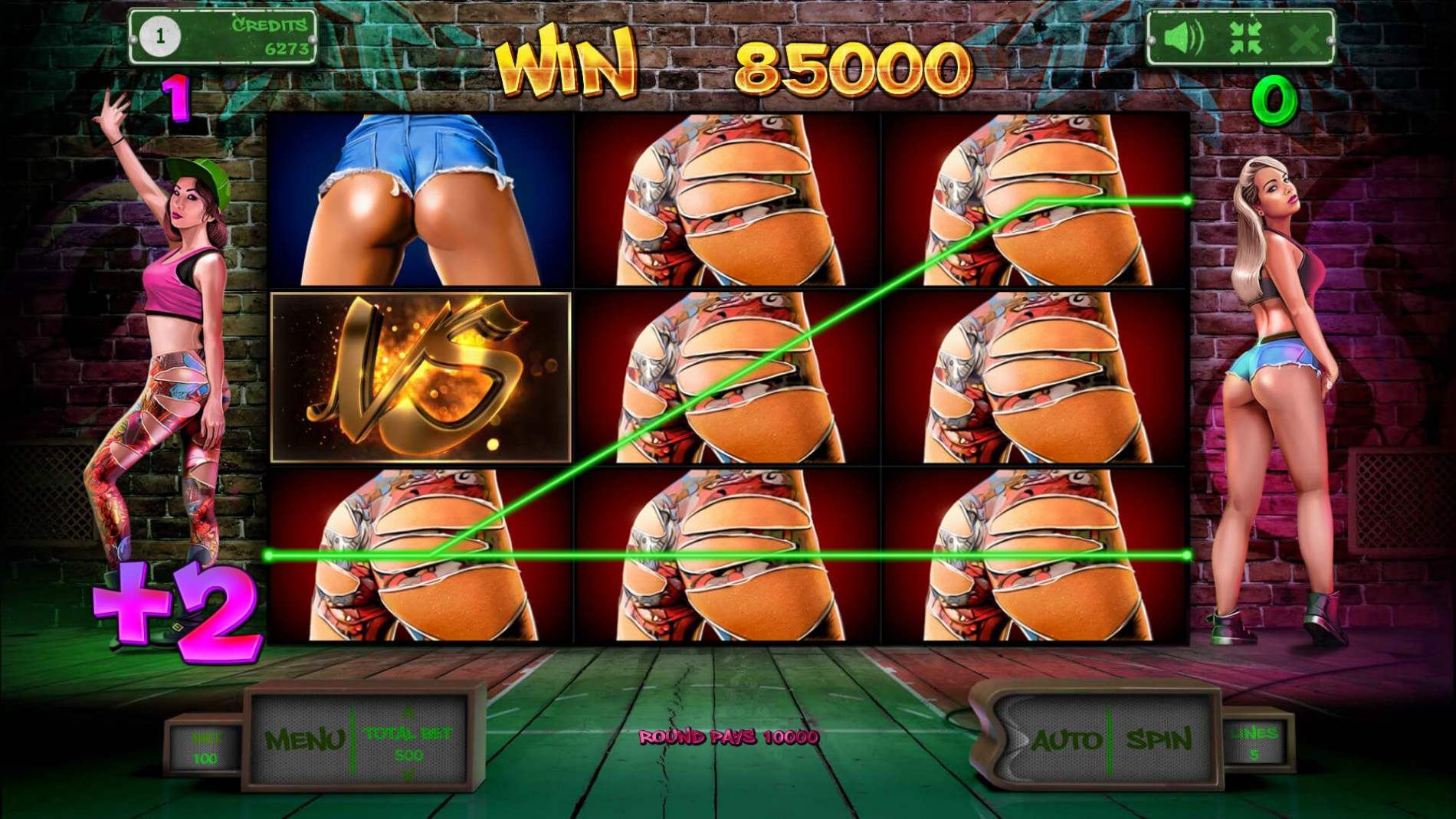 Twerk Slot Review by Endorphina | Video Reviews
