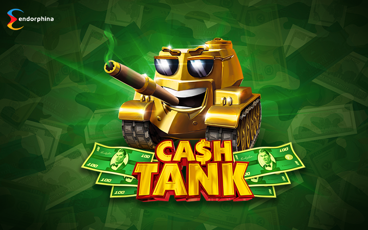 TOP UNIQUE SLOTS | Play Cash Tank slot now!