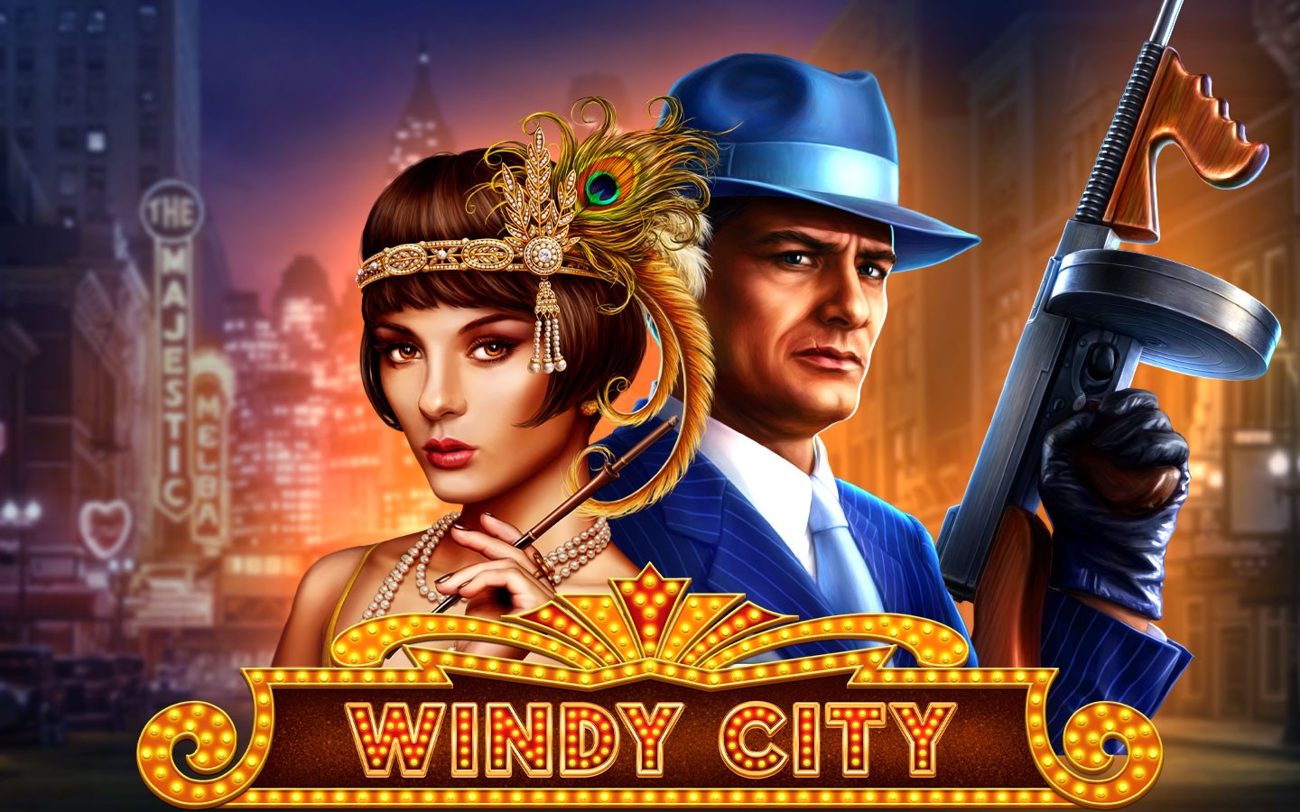 Top Adventure Slots | Play Windy City slot now!